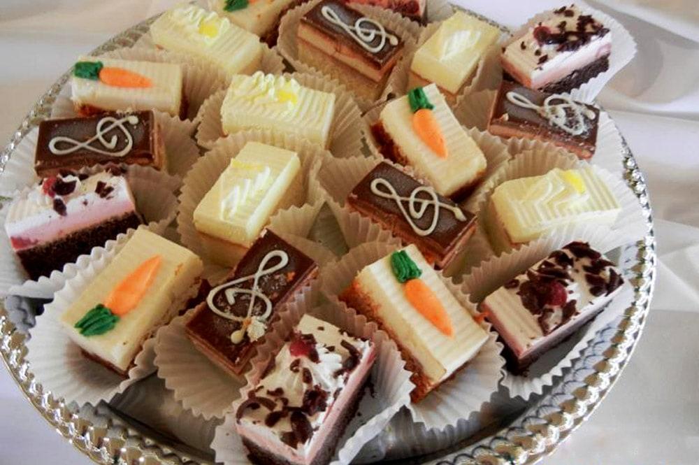 Assorted Dessert Bars by The Villa