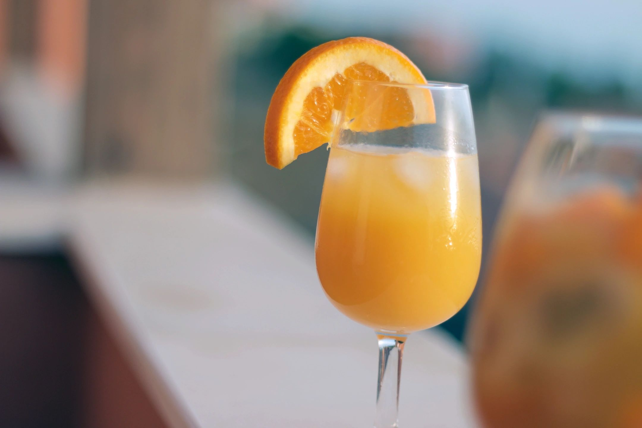 Orange Juice Bar | Breakfast Buffet at The Villa